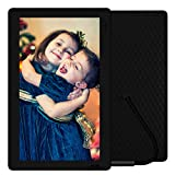 Photo : Nixplay Seed 13 Inch WiFi Digital Photo Frame - Share Moments Instantly via App or E-Mail
