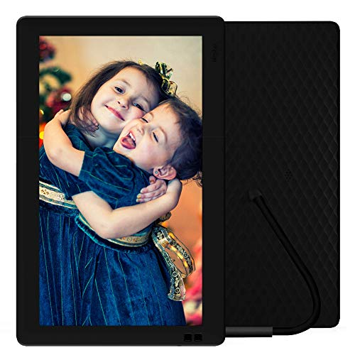 : Nixplay Seed 13 Inch WiFi Digital Photo Frame - Share Moments Instantly via App or E-Mail