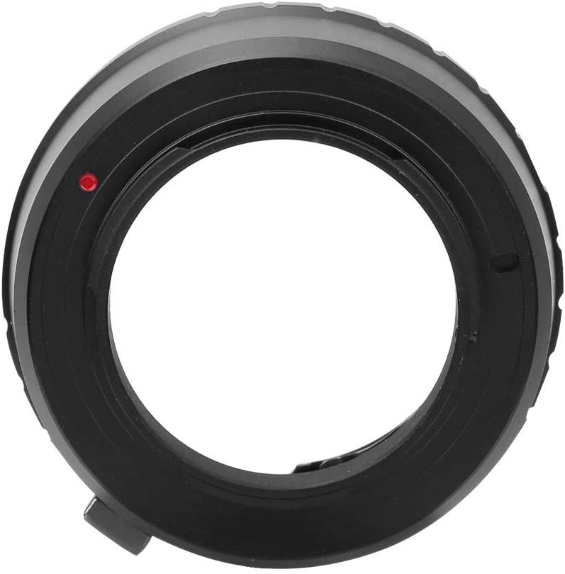 Vbestlife Aluminium Alloy Manual Focus Camera AI-FX Lens Adapter Ring for Nikon AI Mount Lens to Fit for Fuji X-PRO1 Series FX Mirrorless Camera