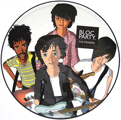 The Pioneers [7inch] by Bloc Party (Picture Disc, 2005, - Wichita Mall