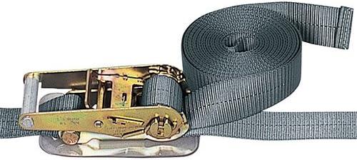 pa-man ベルト荷締機 Jフック(巾50mm 固定1.3m 巻取7m) RG537J