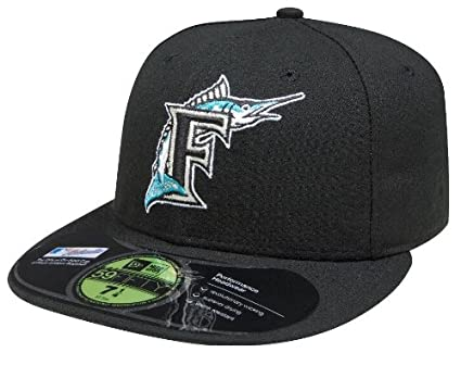 MLB Florida Marlins Authentic On Field Game 59FIFTY Cap, 7 3/4