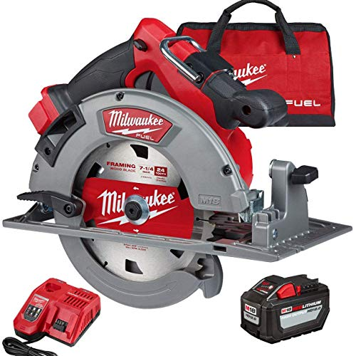 Milwaukee Electric Tools 2732-21HD Circular Saw Kit