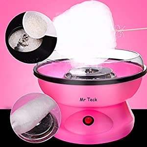 Mini DIY Electirc Fairy Cotton Candy Machine Maker Floss Machine Home Sugar Kids Party