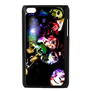 Classic Case Hollywood Undead pattern design For Ipod Touch 4 Phone Case