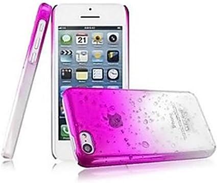 RedSuns Gouttelettes d'eau et dégradé de couleur coque <iPhone 5C ...