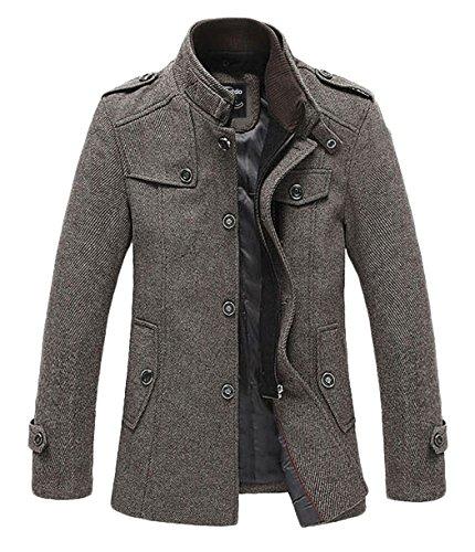 Wantdo-Mens-Wool-Blend-Pea-Coat