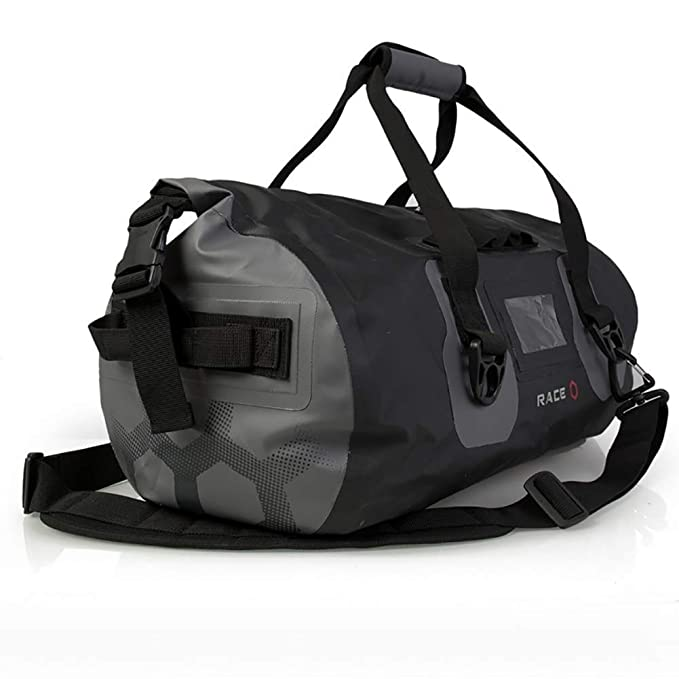 Amazon.com: Gill 30L impermeable raza TEAM Bolsa – Grafito ...