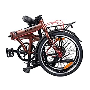 Camp Folding Bike City