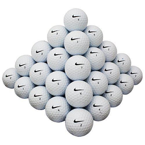Nike Mix AAAA Golf Balls, 50 Balls  by Nike