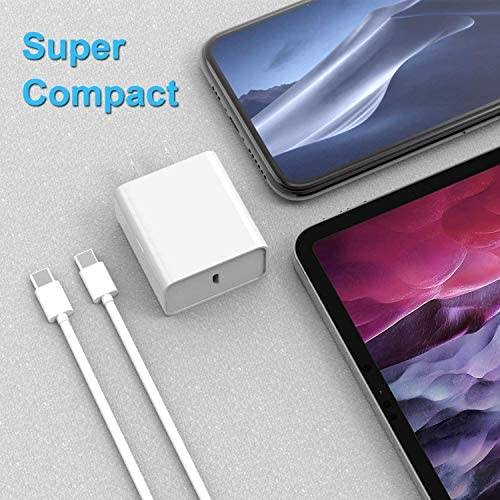 18W USB C iPhone Fast Charger Power Delivery Wall Charger Plug with to [MFi Certified] Type C Charger for iPhone SE 2020 11 Xs Max XR X 8 Plus iPad Pro and More
