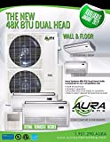 Aura Systems 54k BTU Central Air Conditioning System