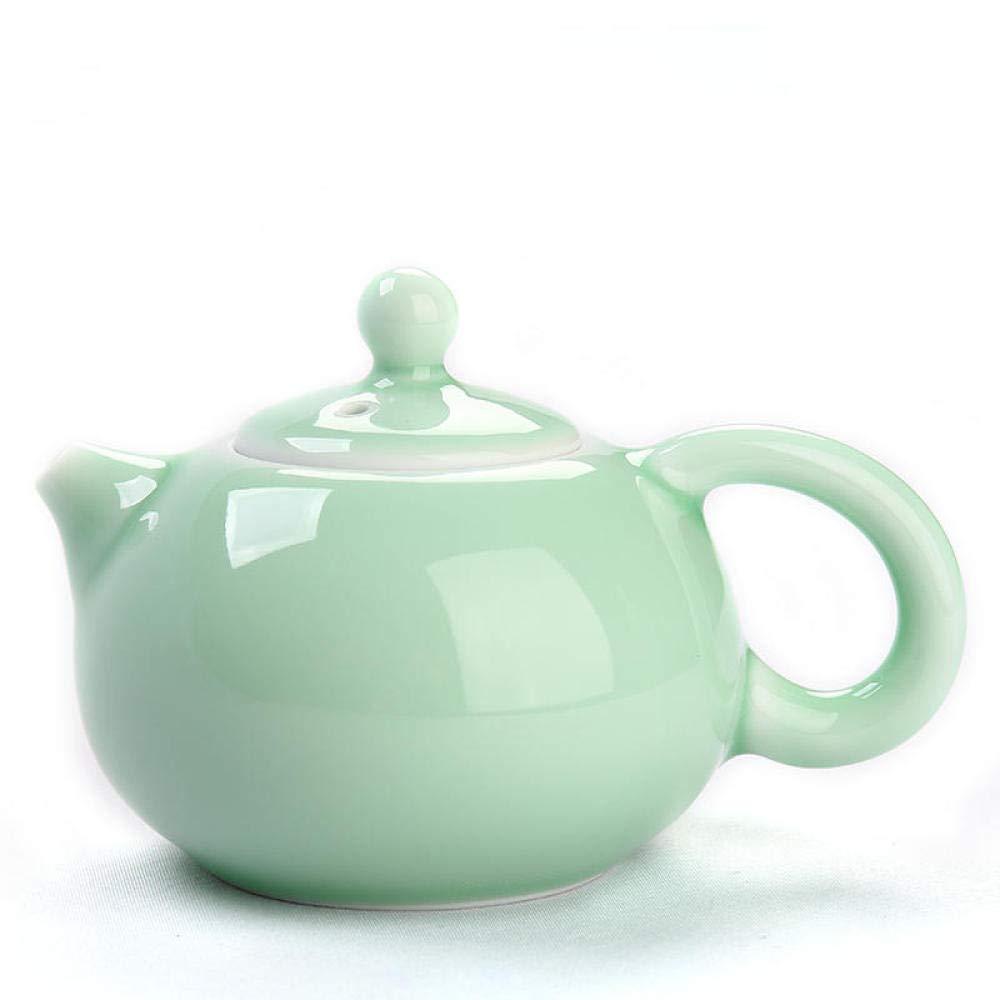 POTOLL Teiera con Filtro Teiera Celadon teiera teiera XI Shi in Vaso Singolo in Ceramica Prugna Verde Prezzi