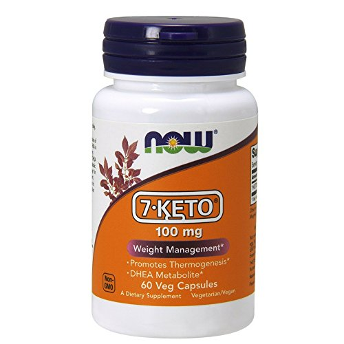 NOW 7 KETO 100 Veg Capsules product image