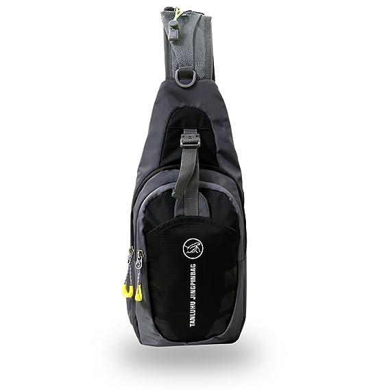 f4f1b6f47 Amazon.com: Sling Bag Backpack, GPROVA Sling Bag Chest Bag Travel ...