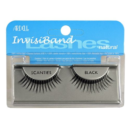 Ardell Invisiband Lashes Scanties Black product image