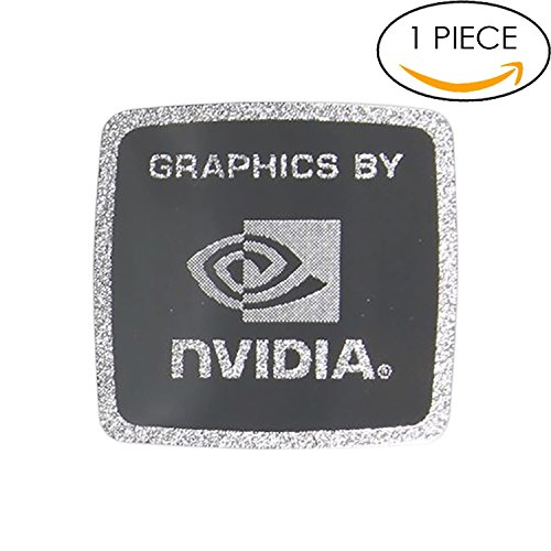 Original Graphics by NVIDIA Sticker 18mm x 18mm with Authentic (Gtx 750 Ti Ftw)