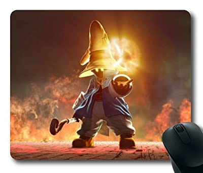 Exclusive design from 8888 - Final Fantasy IX Mousepad, Customized Rectangle DIY Mouse Pad - 8.5*7.1*0.2 inches -