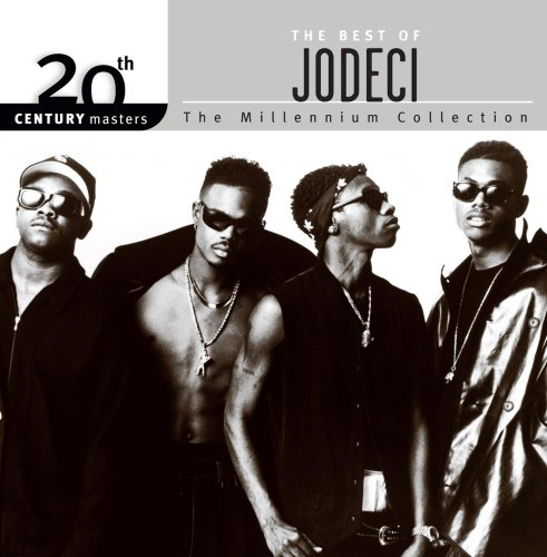 The Best Of Jodeci 20th Century Masters The Millennium Collection