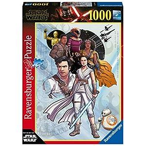 Ravensburger Star Wars 9 C Puzzle 1000 Pezzi Disney Multicolore 14991
