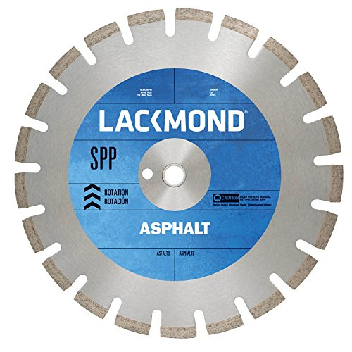 Lackmond SPP Series Asphalt/Block Saw Blade - 12