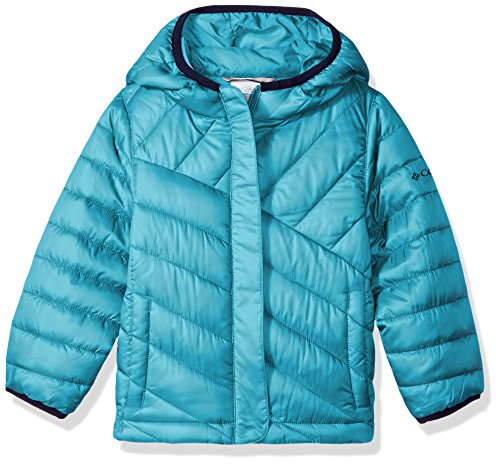 - Columbia Boys' Big Powder Lite Puffer Jacket, Pacific Rim, Large