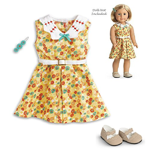 American Girl Kit Floral Print Dress by American Girl American Girl Floral Dress