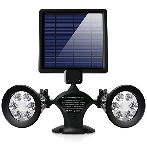 12 Led Solar Light - 2