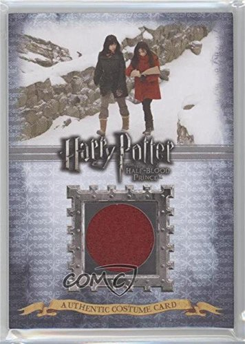 Leonidas Costumes (Georgina Leonidas as Katie Bell #328/530 (Trading Card) 2009 Artbox Harry Potter and the Half-Blood Prince Collector's Update - Costume Cards #C12)