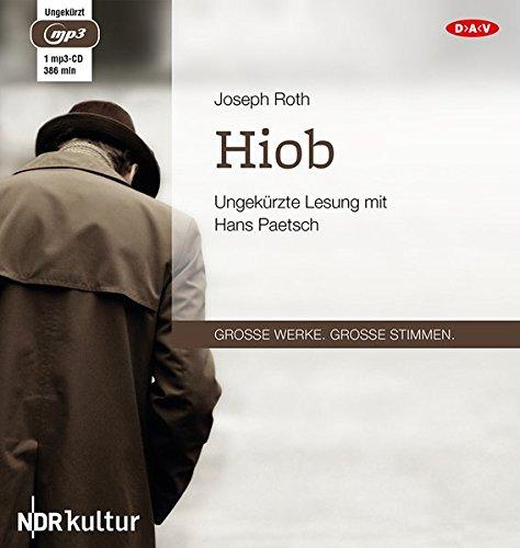 Hiob: Ungekürzte Lesung (1 mp3-CD)