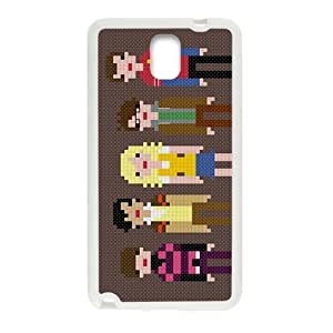 Big Bang Theory warm family Cell Phone Case for Samsung Galaxy Note3