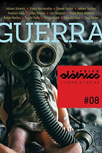 Peixe-elétrico #08: Guerra (Portuguese Edition)