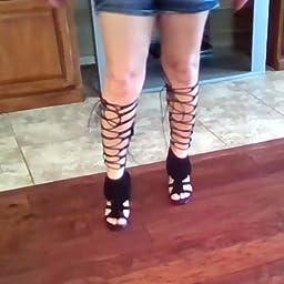 a09e51506a8c Amazon.com  Customer reviews  MIA Women s Ricarda Gladiator Sandal ...