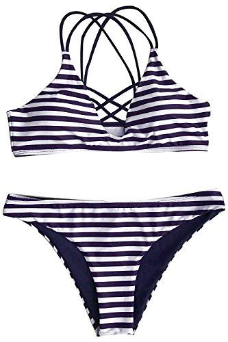 Black And White Bikini in Australia - 6