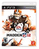 Madden NFL 12 - PlayStation 3 Standard Edition