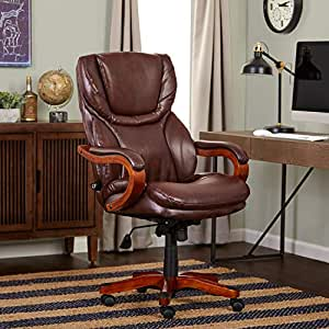 Serta At Home Executive Big And Tall Office Chair Eco