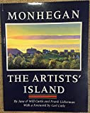 img - for Monhegan: The Artists' Island book / textbook / text book