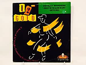 Could it be I'm falling in love/Ghetto child (12'' Gold) / Vinyl Maxi Single [Vinyl 12'']