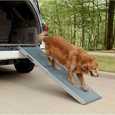 Domestic Pet Dog Ramps Deluxe Telescoping Dog Ramp Gift