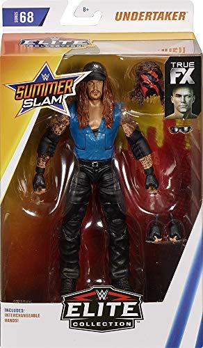 Ringside Undertaker (American Badass) - WWE Elite 68 Mattel Toy Wrestling Action Figure]()