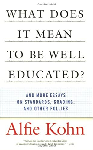 What it means to be well educated essay
