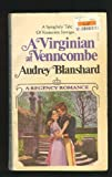 A Virginian at Venncombe, Audrey Blanshard, 0449234207