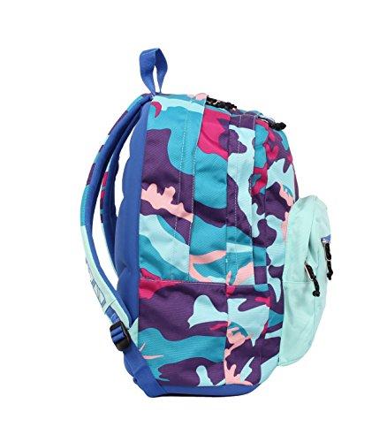 592273d42d ZAINO INVICTA – FORMAT – Blue Camouflage – tasca porta pc padded ...