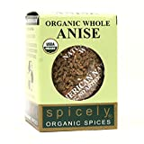 Kyпить Spicely Organic Anise Seeds Whole 0.30 Ounce ecoBox Certified Gluten-Free на Amazon.com