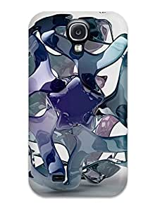 High Impact Dirt/shock Proof Case Cover For Galaxy S4 (cool)