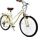 Columbia Archer Deluxe, 26-Inch Women's Retro Hybrid Bicycle