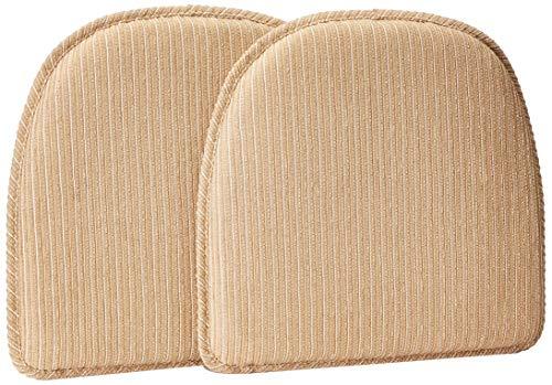 - Klear Vu Nikita Chair Pads, Natural