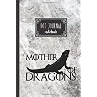 Dot Journal Notebook: Mother of Bearded Dragons Dot Grid Notebook 6x9 Inch for Journaling, Tracking, Organizing and Planning (120 pages)