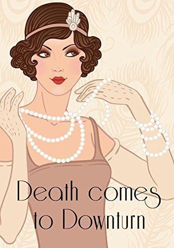 Death Comes to Abschwung - mörder mystery spiel für 10 Girls