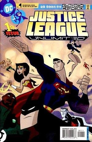 Justice League Unlimited #1 (Justice League Unlimited, #1)